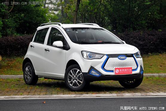 江淮iEV6E欢迎垂询 让利高达8.93万