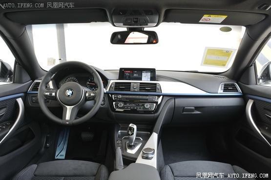 2019款 宝马4系 425i 四门轿跑车 M运动套装