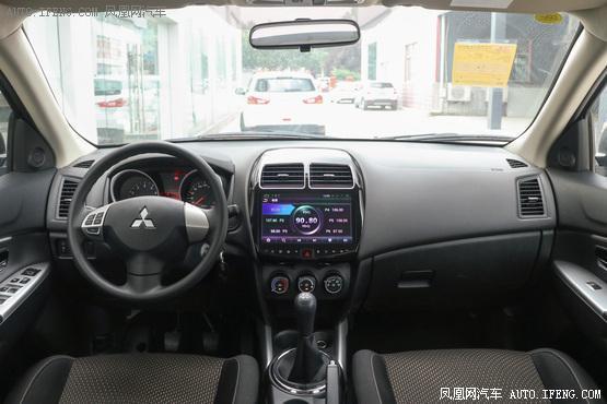 2018款 三菱劲炫ASX 1.6L 手动 时尚版