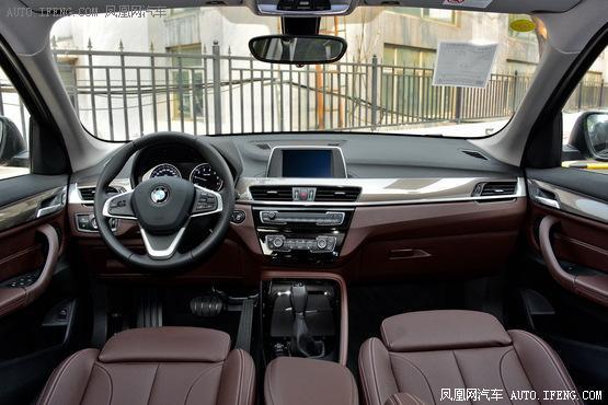2019款 宝马X1 sDrive18Li 尊享型
