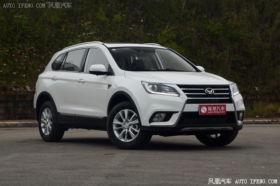 郑州购幻速S6促销优惠3.1万 车型齐全