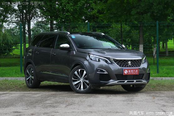 郑州标致5008优惠高达2.3万 有现车在售