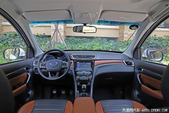 2018款 开瑞K60 1.5T手动旗舰版