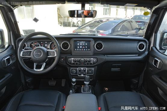 北京 Jeep牧馬人優惠達8萬